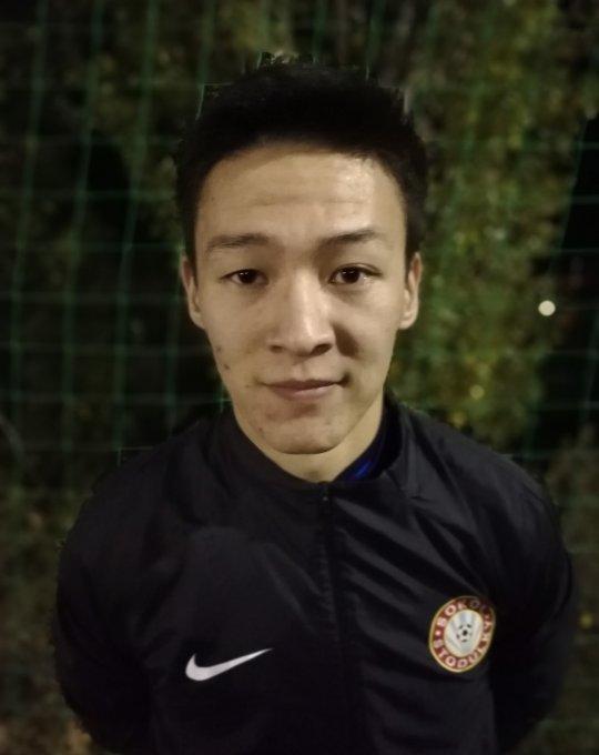 Timur Alshinbaev